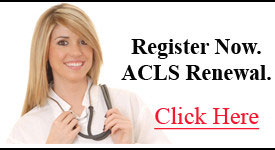 ACLS Recertification Classes | CPR St. Louis