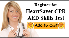 Heartsaver CPR Skills Check
