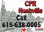 BLS class in Nashville - BLS CPR