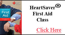 HeartSaver First Aid Class | St. Louis