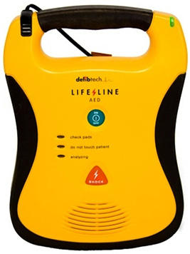 Defibtech-LifeLine-AED
