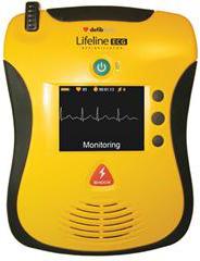 Defibrillator-PRO-AED-ECG