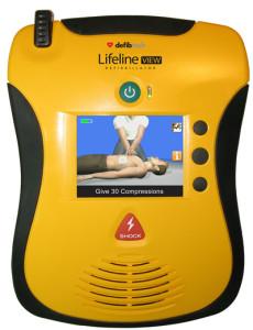 AED CPR Defibrillator