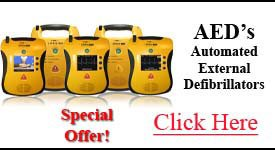 Automated External Defibrillator AED CPR