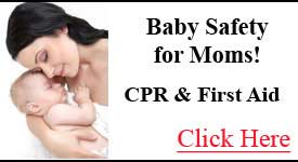 Baby Safety Classes, CPR First Aid