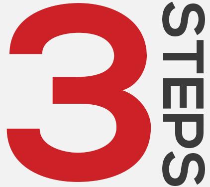 3-easy-steps