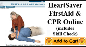Online First Aid CPR